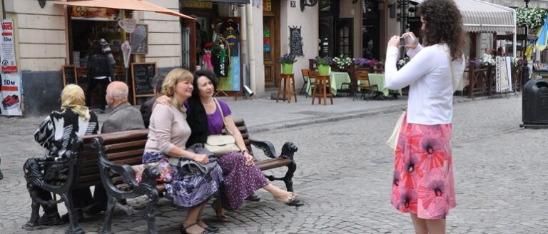 RESEARCH ON TOURISTS IN LVIV (2016)