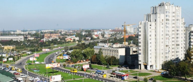 The main problems and needs of the residents in Sykhiv District (2017)