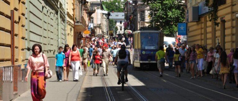 План сталої міської мобільності Львова