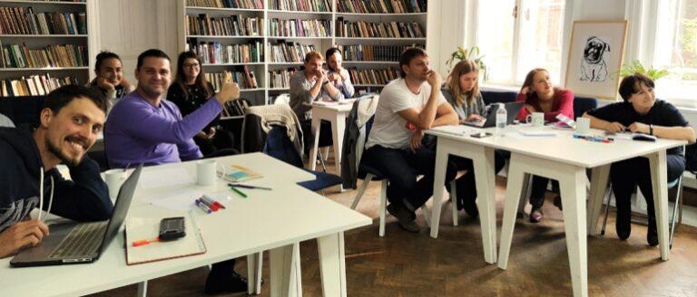 Які зміни творять учасники City Makers' Course Lviv?