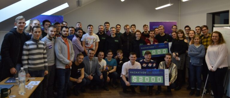 Hackathon Find your way: Innovation solutions for Lviv: визначено переможців, чиї ідеї допоможуть Львову