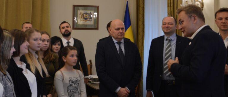 Великий день маленьких громадян: вперше у Львові!