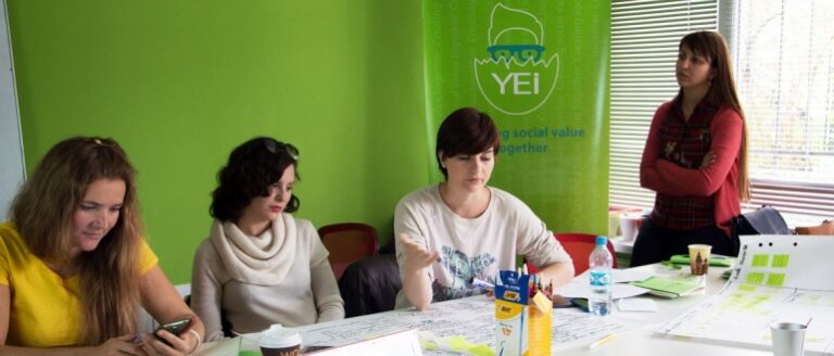 YOUTH ENTREPRENEURSHIP INCUBATOR (YEI 2016)