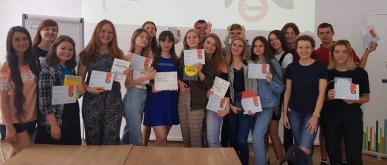 Молодіжне соціальне підприємництво: наскрізна тема навчального візиту до Львова