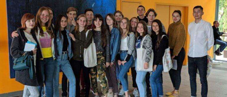 Команда Інституту міста спільно з партнерами реалізовує проект навчального візиту для молоді з п'яти областей України