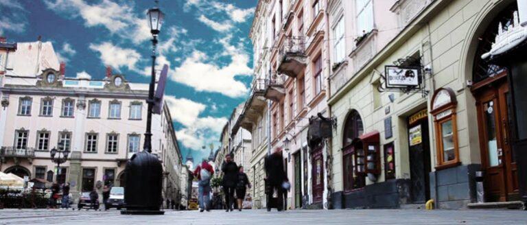 Інститут міста активно працює над масштабним проектом «Зелене місто – план дій» (GCAP) у місті Львові