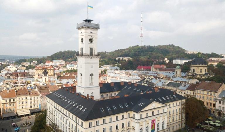 Львів перший за результатами проміжного вимірювання рівня прозорості міст