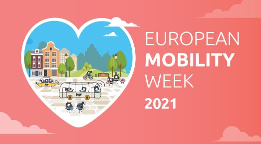 European Mobility Week 2021 in Lviv